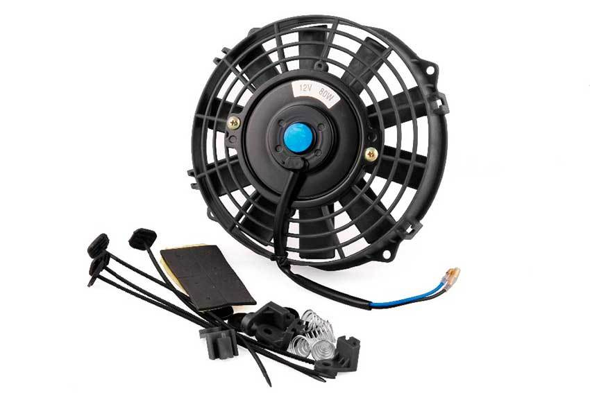 Вентилятор охлаждения АКПП 7 дюймов
