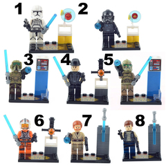 Minifigures Star Wars Blocks Building Series 05