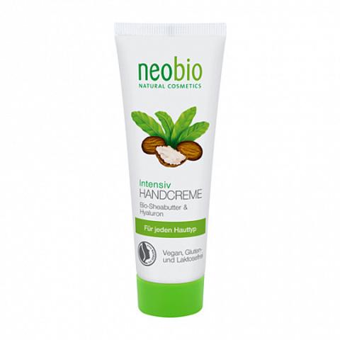 Neobio, Интенсивный крем для рук, 50мл