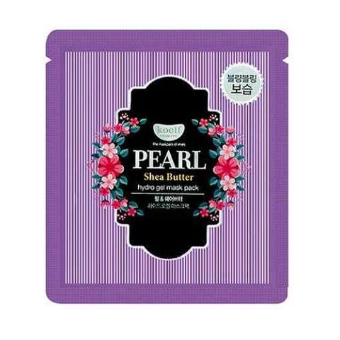 koelf PEARL Shea Butter hydrogel mask pack