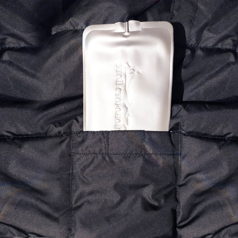 Куртка с подогревом RL-KM-02