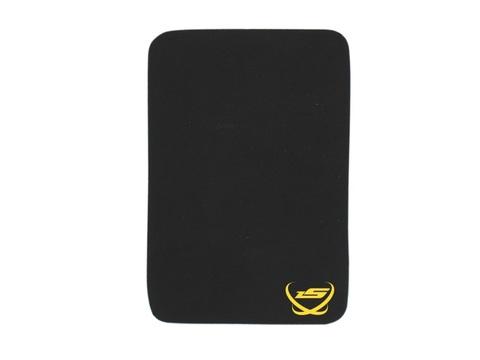 ZA515 Противоскользящий коврик 10х15 см, 1 шт., черный