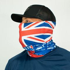Бандана-труба SA United Kingdom Graphic Flag (с флагом) - 2