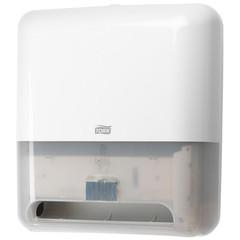 Диспенсер для рулонных полотенец Tork Matic H1 Intuition сенсорный пластиковый белый (код производителя 551100)