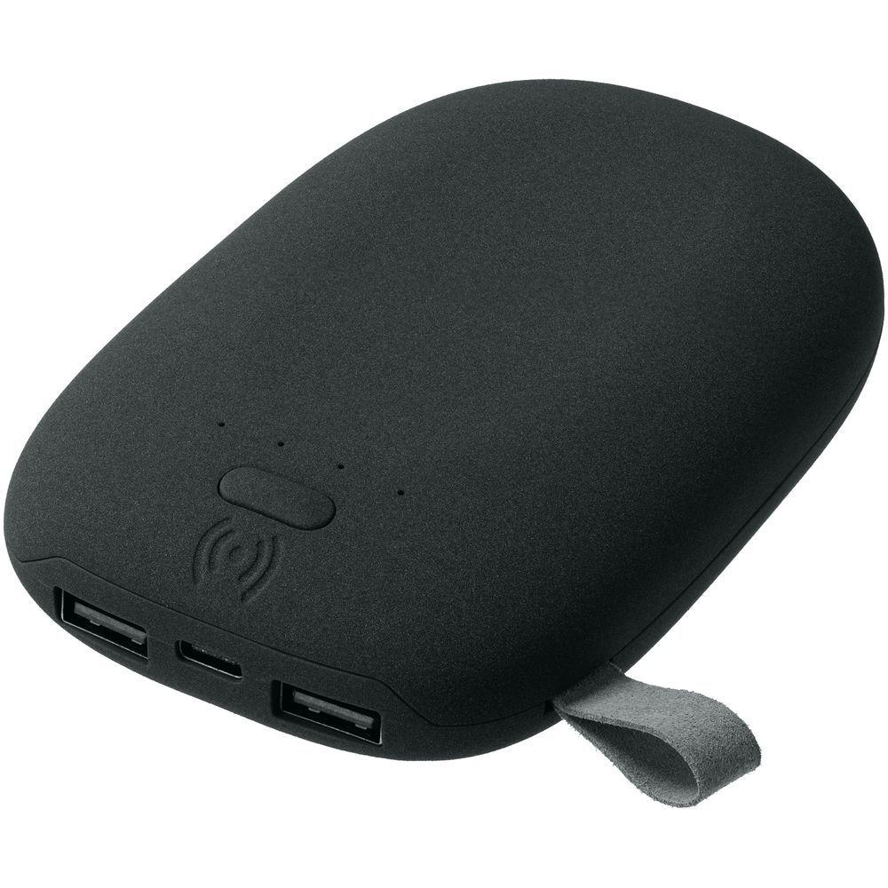 Stone Wireless Power Bank 9000 mAh, black