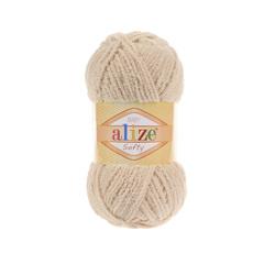 Пряжа Alize Softy цвет 382 (медовый)