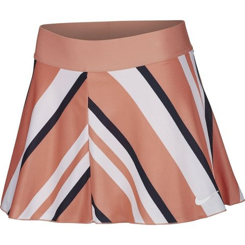 Теннисная юбка NIKE COURT FLOUNCY SKIRT - CI9382-655