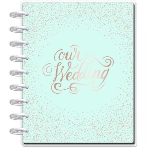 Ежедневник (НЕ датирован) Classic Happy Planner®  -19,5х24,5см-Wedding Plans
