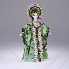 Сувенирная кукла  царевна