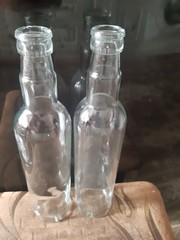 Бутылка бесцветная, 0.5 л. (60шт -мешок)