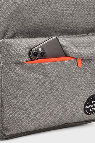 Серый рюкзак UA Loudon Ripstop Backpack Under Armour