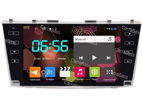 Магнитола для Toyota Camry V40 (06-11) Android 10 4/64GB IPS DSP модель CB2067T9