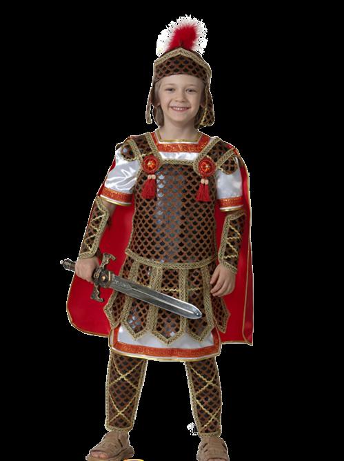 Карнавальный костюм Римский воин детский