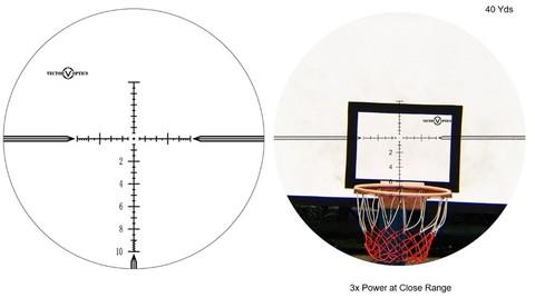 VECTOR OPTICS TAURUS 3-18X50 FFP