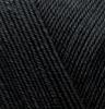 Пряжа Alize DIVA 60 (Черный)