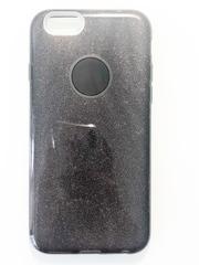 Чехол блестящий  силиконовый для iPhone 6/6s
