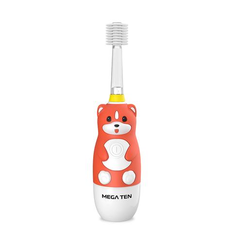 Зубная щетка «Лисенок» Megaten Kids Sonic