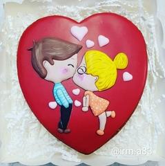 Влюбленная пара №1