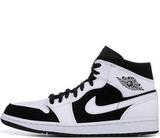 Кроссовки Nike Air Jordan 1 Retro Black/White