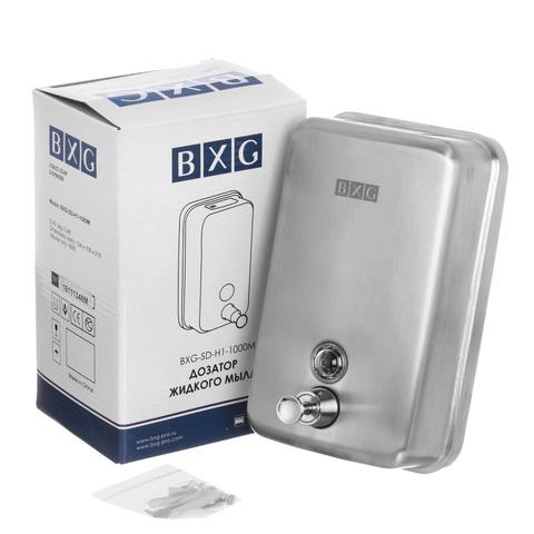 Дозатор жидкого мыла BXG-SD-H1-1000M