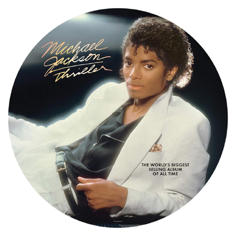 Michael Jackson / Thriller (Picture Disc)(LP)