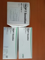 Тест-полоски ТРОП Т сенситив (Trop T Sensitive)  на 10 определений Trop T sensitive, 10 test (Roche Diagnostics GmbH, Germany)
