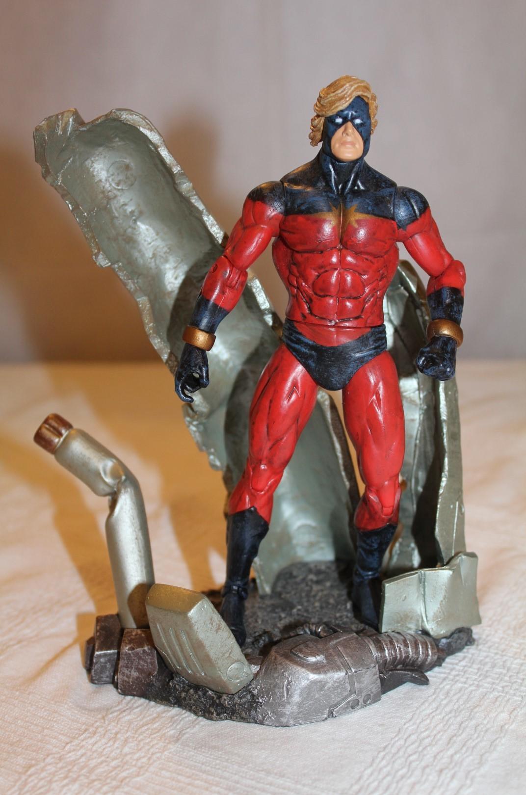 Фигурка Капитан Марвел Marvel Select