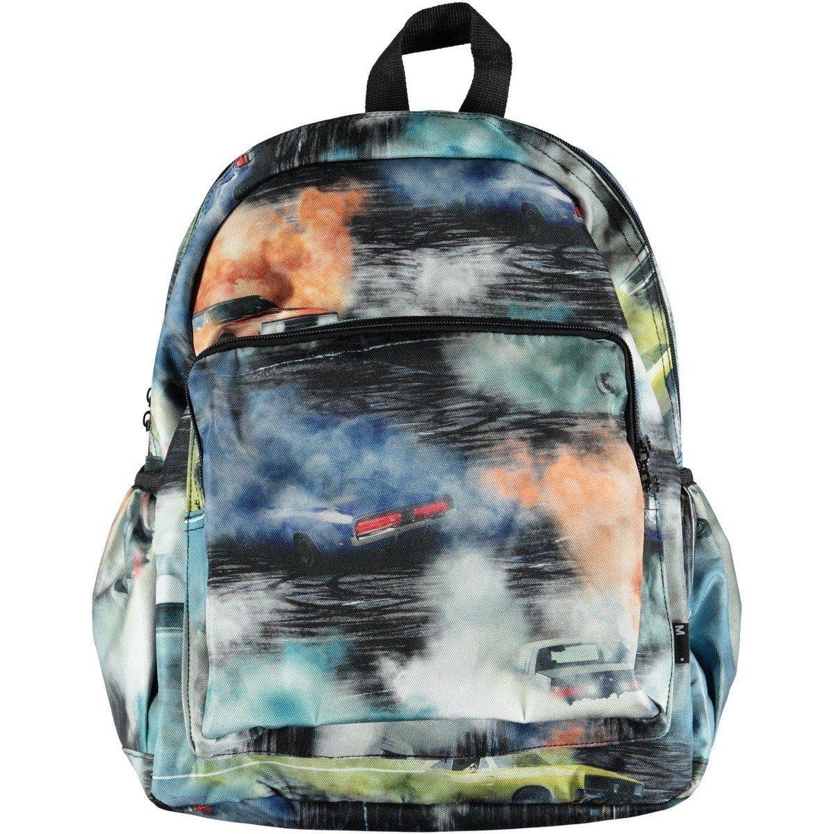 Molo Big Backpack Burnout
