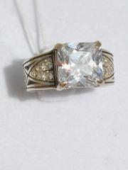 Венгра (кольцо из серебра)