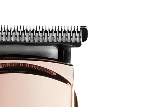 Триммер окантовочный BaByliss Pro Rose Barber Spirit , 0,2 мм, аккум/сетевой, 2 насадки