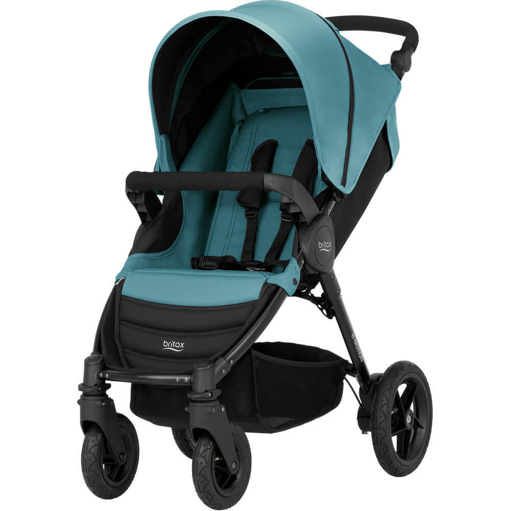 Britax B-Motion 4 Прогулочная коляска Britax B-Motion 4 Lagoon Green 1_B-MOTION_4_LagoonGreen_02.jpg
