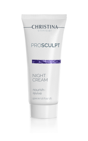 Christina Clinical ProSculpt Night Сream Nourish Revive