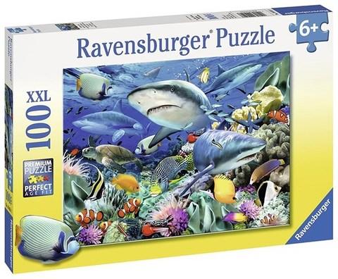 Puzzle Shark Reef  100 pcs