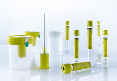 Пробирки вакуумные 10 мл 16х100 мм, с наполнителем (