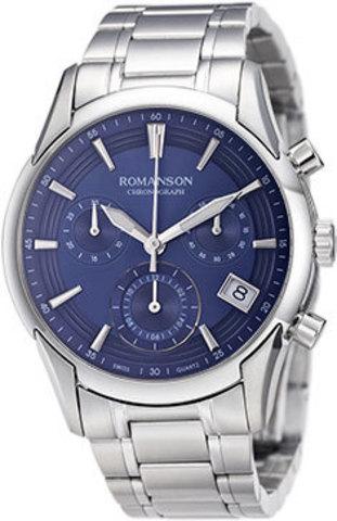 Наручные часы Romanson TM5A21HLW(BU)