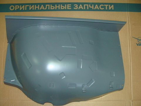 Брызговик (кожух передний) УАЗ-469 в сборе правый
