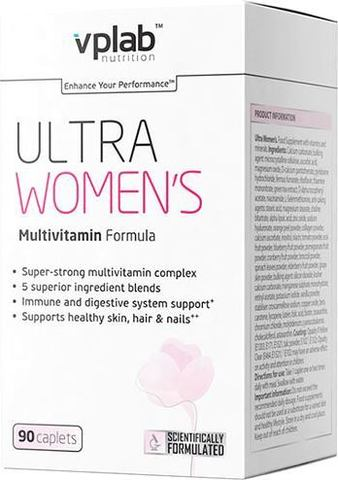 Витамины для женщин Vplab Ultra Women's Multivitamin Formula