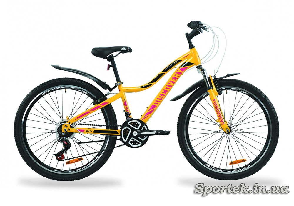 Гірський жіночий велосипед Discovery Kelly AM VBR з 26