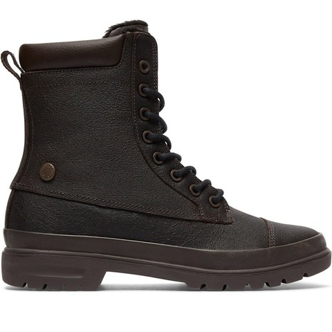 Ботинки жен DC AMNESTI WNT J BOOT BCT BROWN/CHOCOLATE