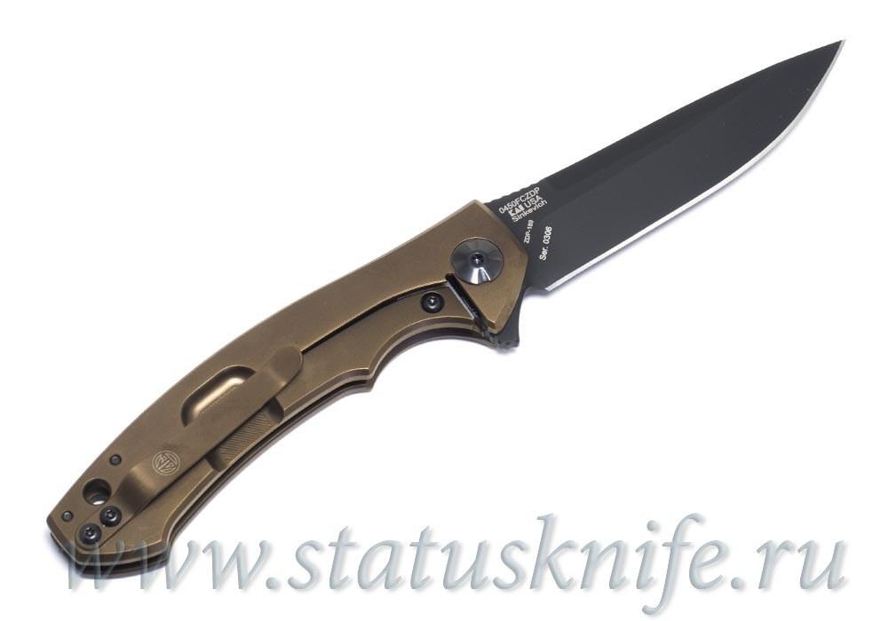 Нож Zero Tolerance ZT 0450FCZDP - фотография