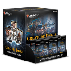 Фигурки Magic: The Gathering Creature Forge: Overwhelming Swarm