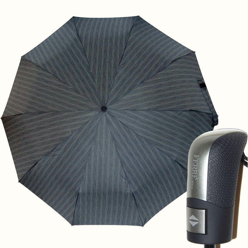 Зонт складной Ferre GF-577-1-Fantasia striscia gr