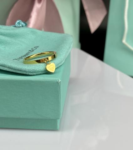 Кольцо Tiffany Gold