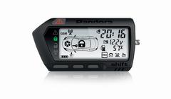Брелок Pandora LCD DXL 707 black DX 70/X-3050
