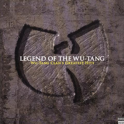 Виниловая пластинка. Wu-Tang Clan - Legend Of The Wu-Tang (Greatest Hits)