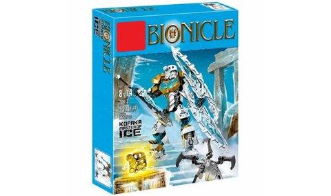 Конструктор KSZ Bionicle 708-2 Копака - Повелитель Льда