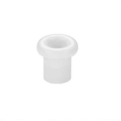 Проходной керамический изолятор (белый)
