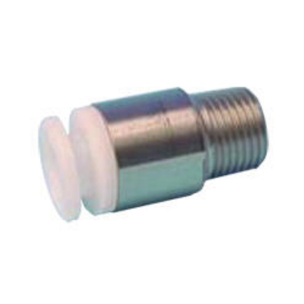 KGS10-04S  Прямое быстроразъемное соединение нерж.