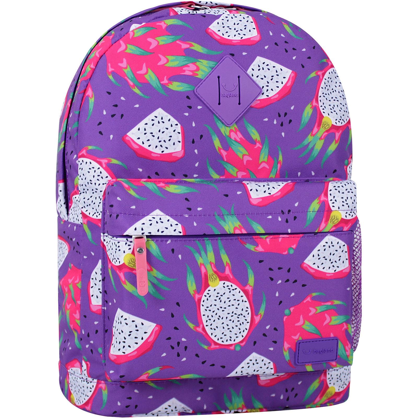 Городские рюкзаки Рюкзак Bagland Молодежный 17 л. сублімація 759 (00533664) IMG_7897_суб.759_.JPG