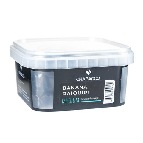Чайная смесь Chabacco Medium 200 г - Banana Daiquiri (Банановый Дайкири)